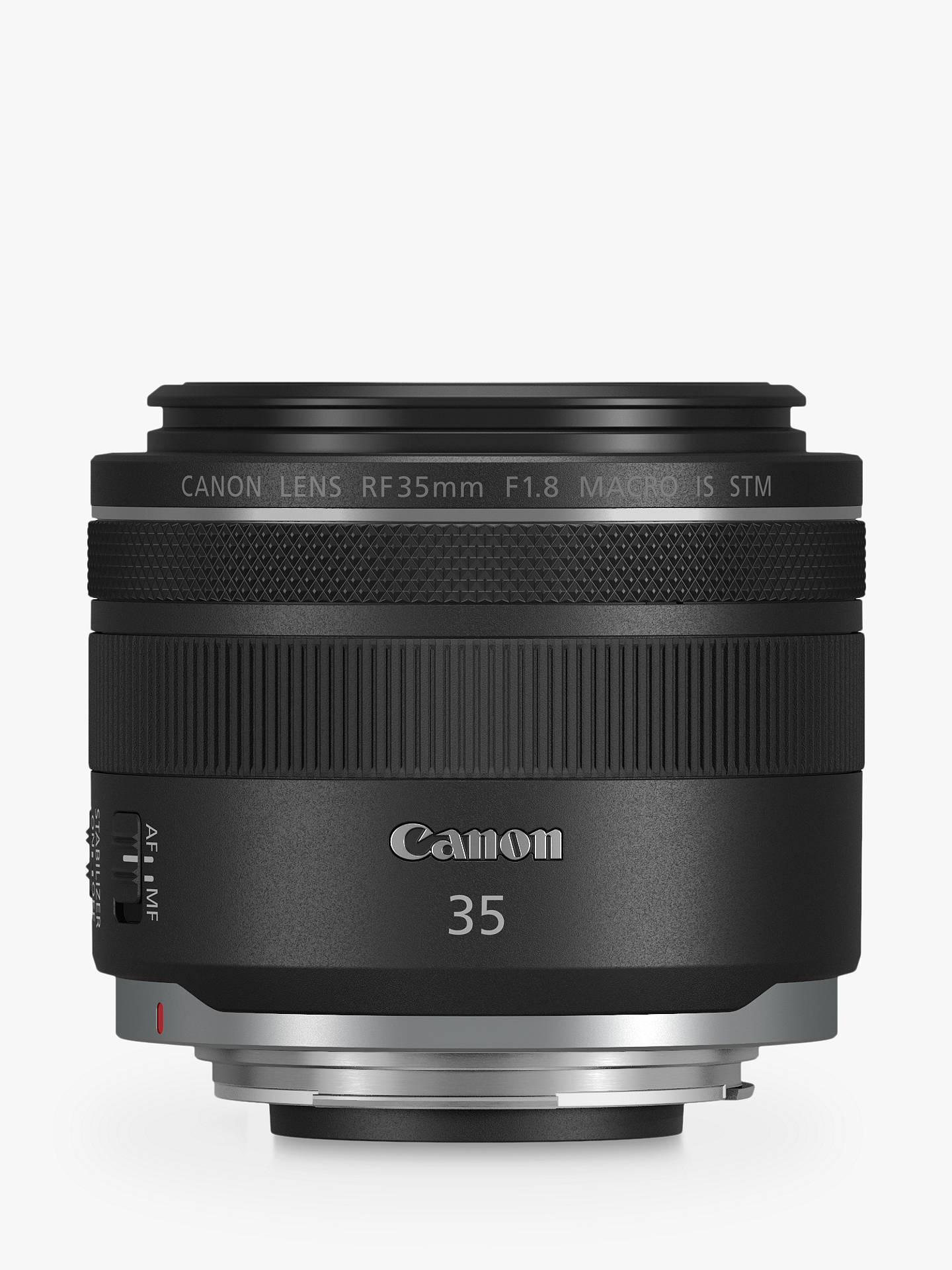Buy Canon RF 35mm f/1.8 IS Macro STM Lens Online at johnlewis.com