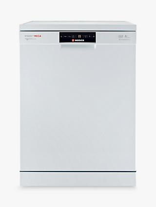Hoover HDPN 1S643P Freestanding Dishwasher, A+ Energy Rating