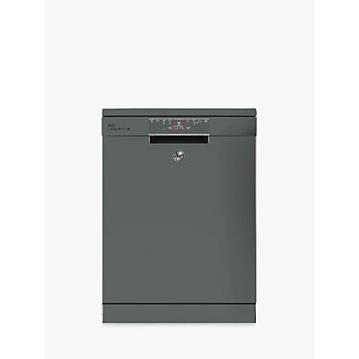 Image of Hoover Freestanding Grey Full size Dishwasher