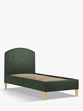 John Lewis & Partners Grace Child Compliant Upholstered Bed Frame, Single