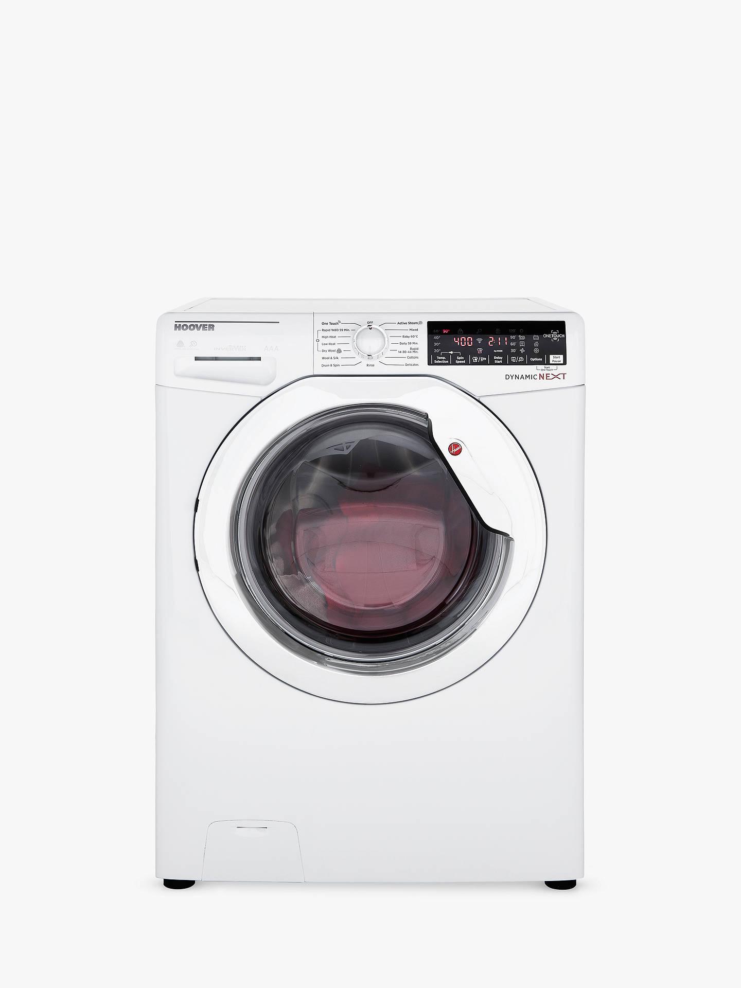 Hoover Dynamic Next Wdxoa 4106hc 80 Washer Dryer 10kg Wash 6kg Dry Washing Machine Wiring Diagram Buyhoover Load