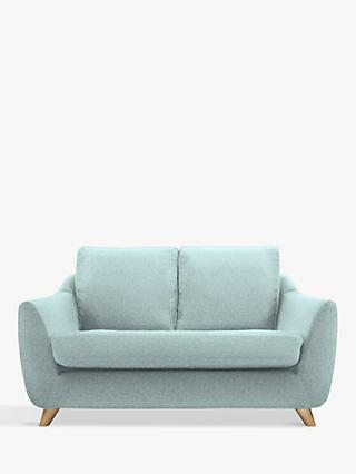 G Plan Vintage The Sixty Seven Small 2 Seater Sofa, Krackle Sky