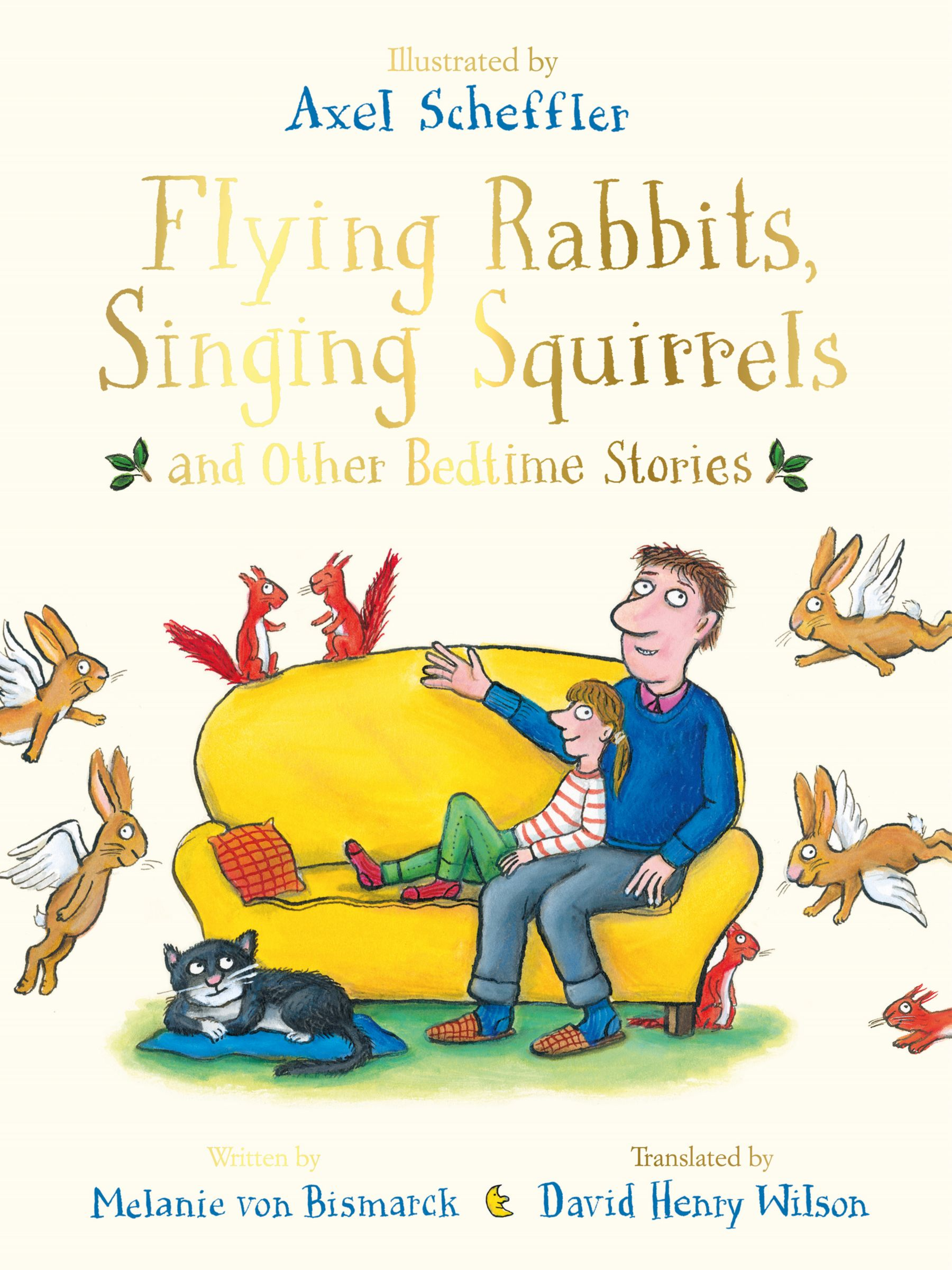 Macmillan Flying Rabbits, Singings Squirrels And Other Bedtime Stories Children's Book