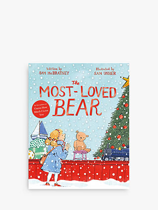 Buy The Most-Loved Bear Children's Book Online at johnlewis.com
