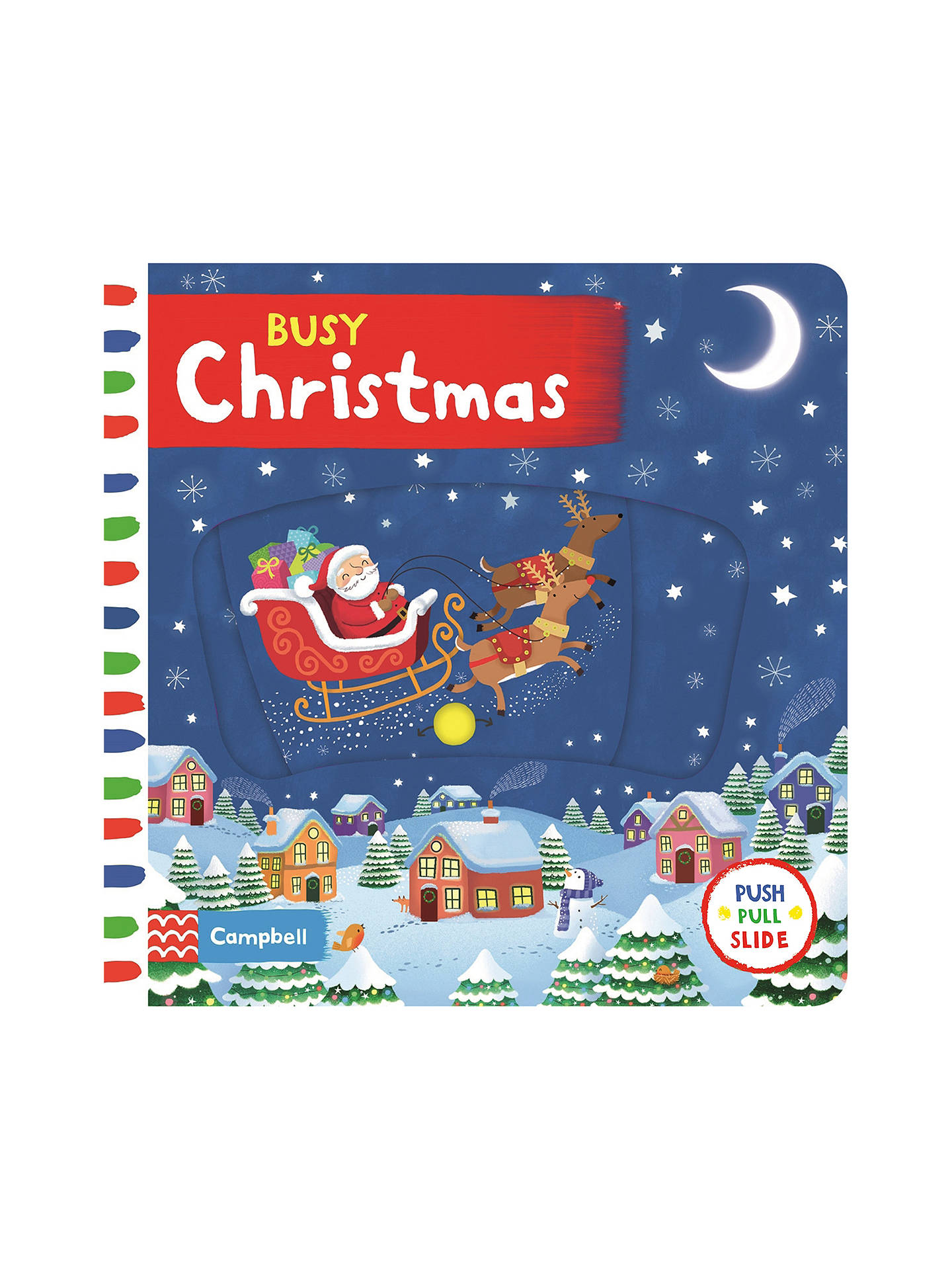 Buy Busy Christmas Children's Book Online at johnlewis.com