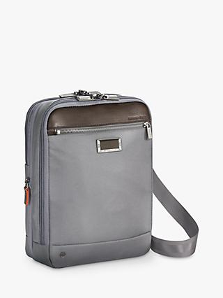 Briggs & Riley AtWork Small Expandable Cross Body Bag