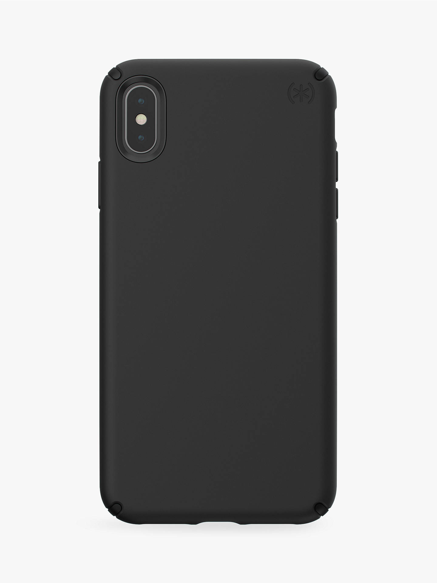 sneakers for cheap 282d3 00b47 Speck Presidio Pro Case for iPhone XS Max, Black