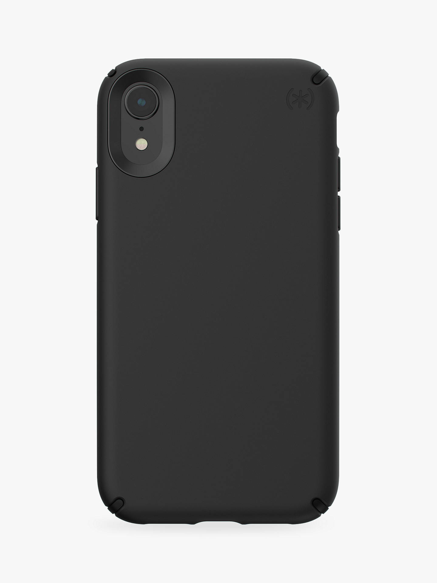 BuySpeck Presidio Pro Case for iPhone XR, Black Online at johnlewis.com