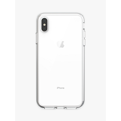 Image of Speck Presidio Stay Clear Case for iPhone XS Max