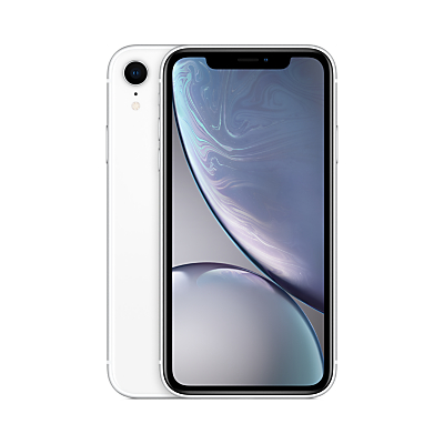 Image of Apple iPhone XR, iOS, 6.1, 4G LTE, SIM Free, 64GB