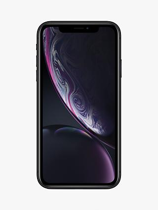 "Apple iPhone XR, iOS, 6.1"", 4G LTE, SIM Free, 256GB"
