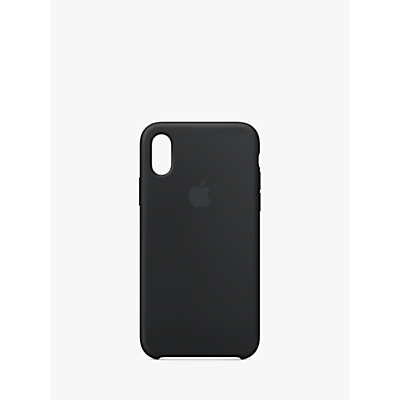 Image of Apple Silicone Case for iPhone XS