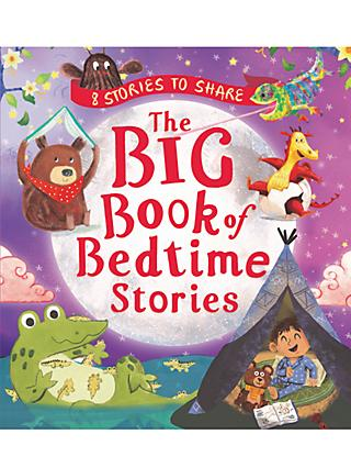 The Big Book Of Bedtime Stories Children's Book