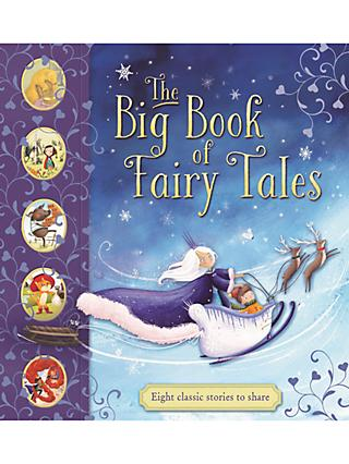 The Big Book of Fairy Tales Children's Book