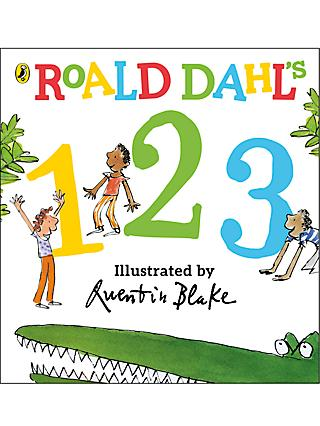 Roald Dahl's 123 Children's Book