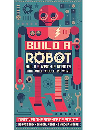 Build A Robot Activity Children's Book