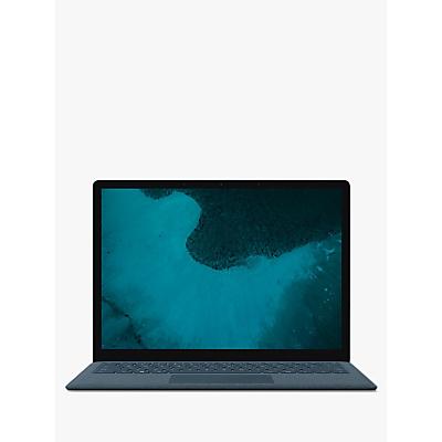 Image of Microsoft Surface Laptop 2, Intel Core i7, 8GB RAM, 256GB SSD, 13.5 PixelSense Display