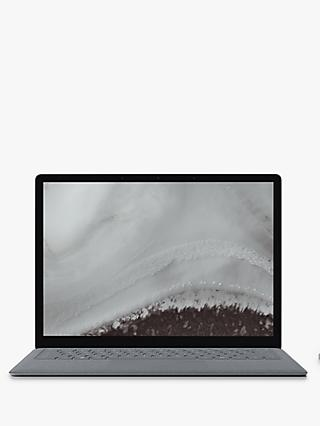 "Microsoft Surface Laptop 2, Intel Core i5, 8GB RAM, 128GB SSD, 13.5"" PixelSense Display, Platinum"