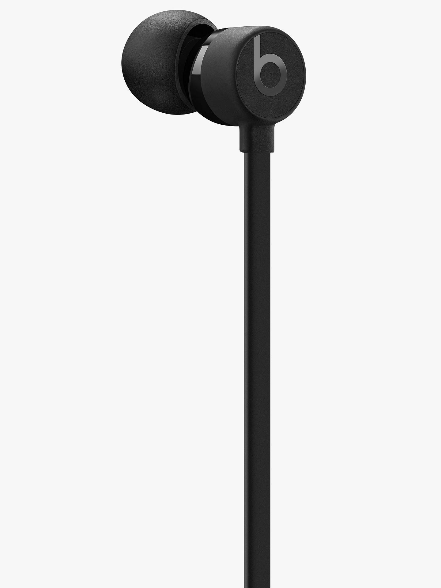 BuyBeatsˣ Wireless Bluetooth In-Ear Headphones with Mic/Remote, Black Online at johnlewis.com