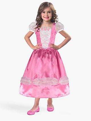 Travis Designs Princess And Pirate Reversible Children's Costume, 3-5 years