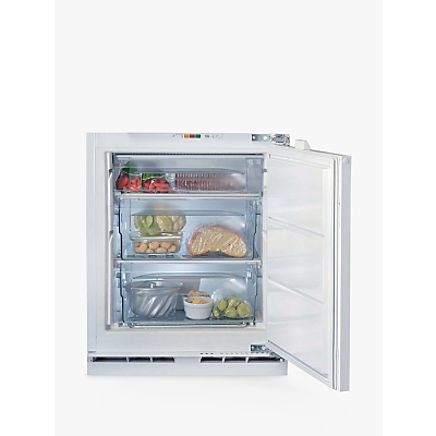 Indesit IZA1UK Integrated Undercounter Freezer, A+ Energy Rating, 60cm Wide