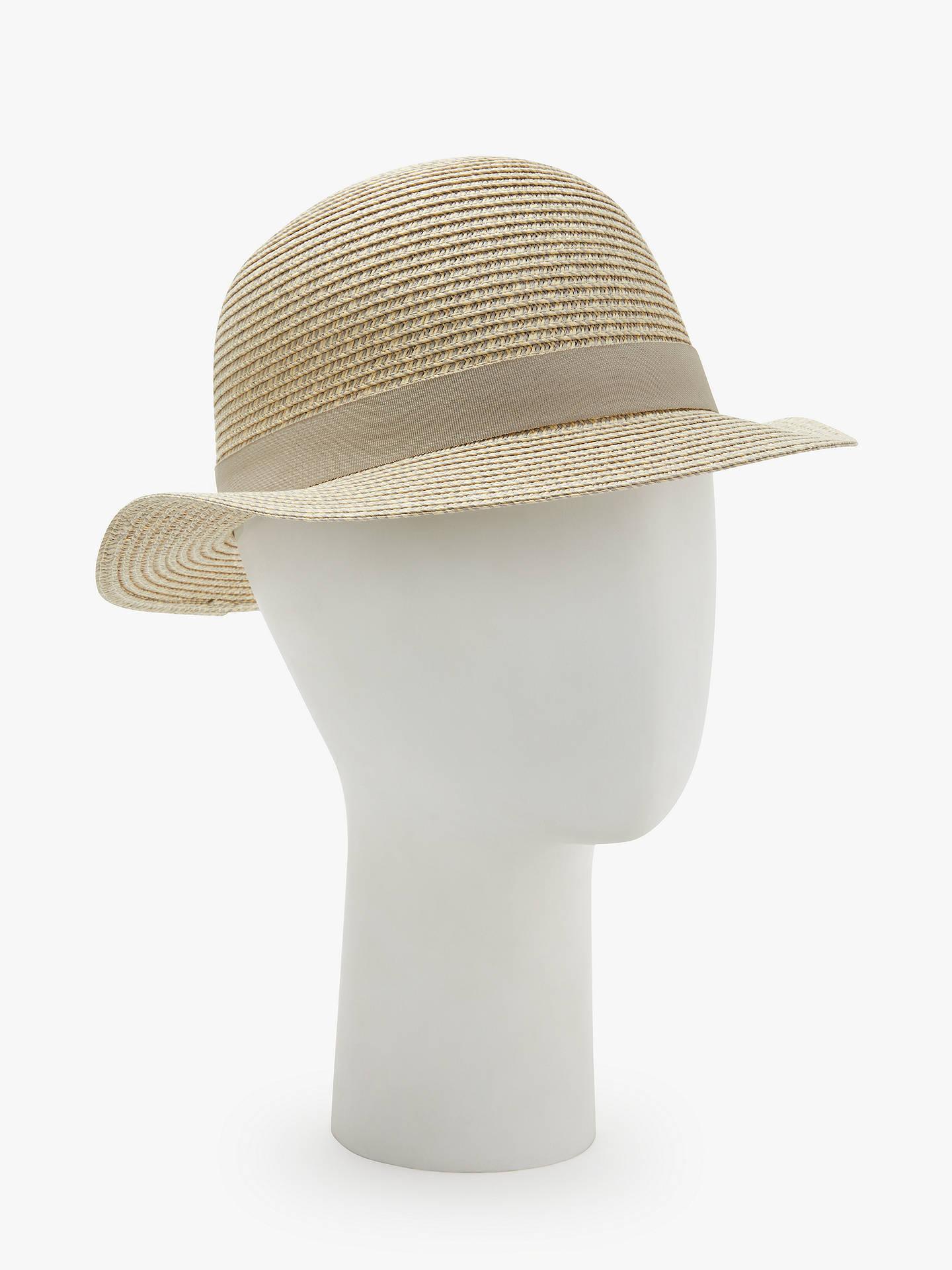 bb64b05f50122 ... Buy John Lewis   Partners Packable Small Brim Sun Hat