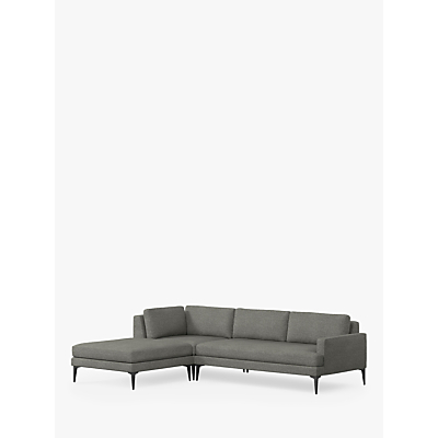 west elm Andes Large 3 Seater LHF Sectional Sofa