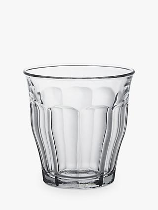 Duralex Picardie Tumblers, Set of 4, Clear, 250ml