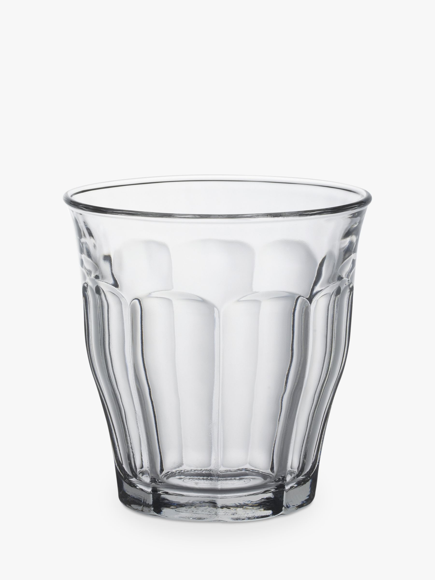 Duralex Duralex Picardie Tumblers, Set of 4, Clear, 250ml