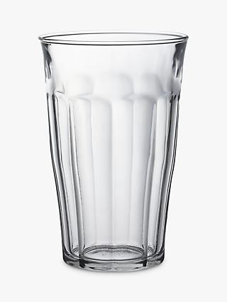 Duralex Picardie Tumblers, Set of 4, Clear, 500ml