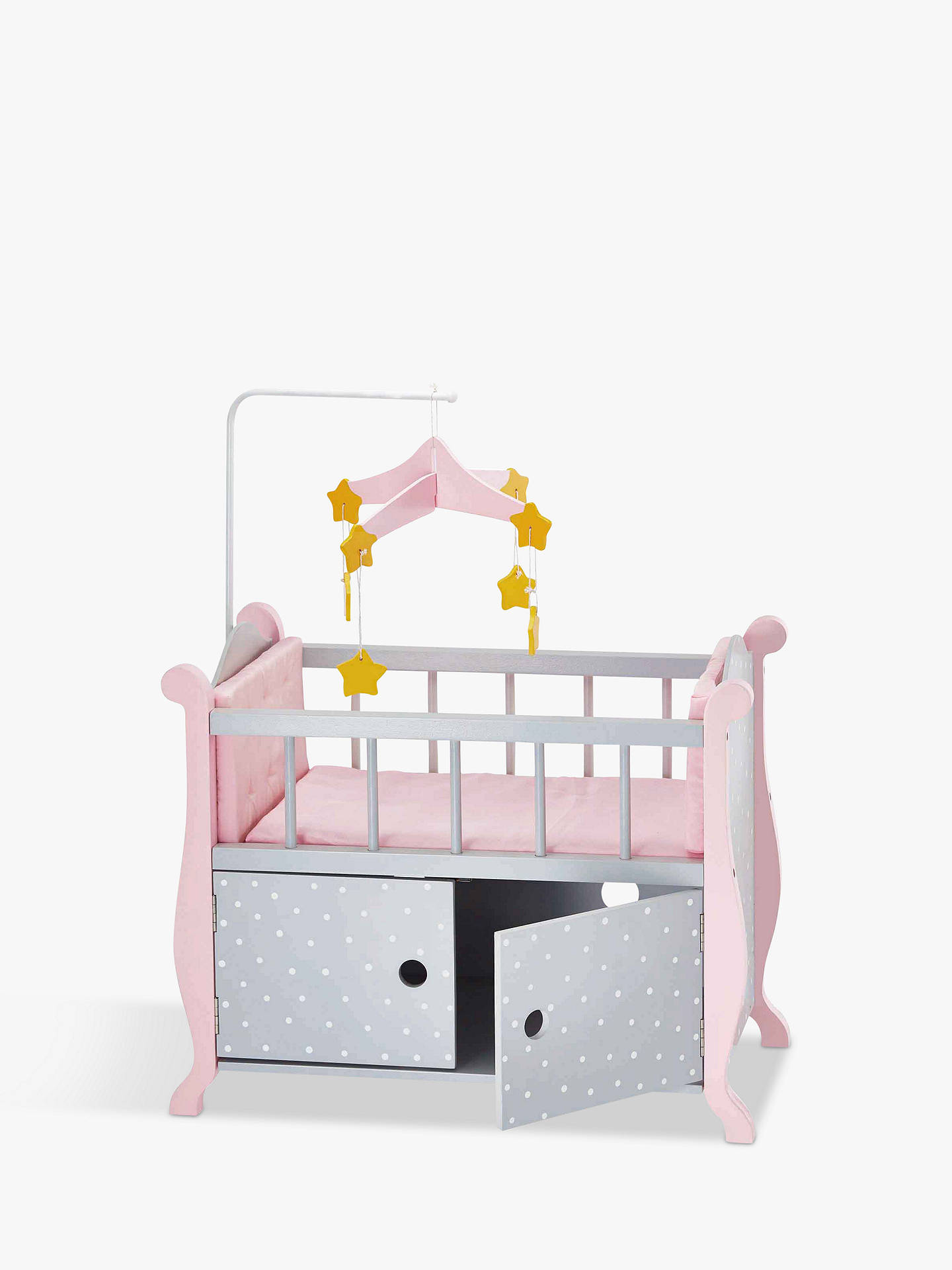 Olivia S Little World Baby Doll Nursery Bed Online At Johnlewis
