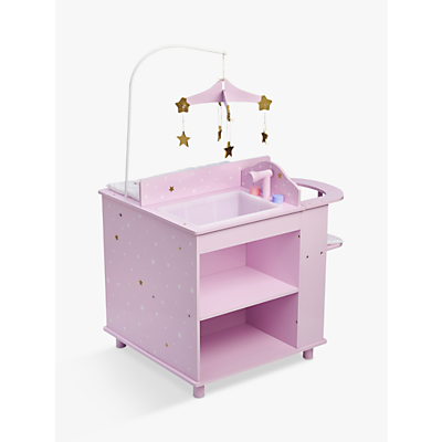 Picture of Olivia's Little World Baby Doll Changing Station, Purple