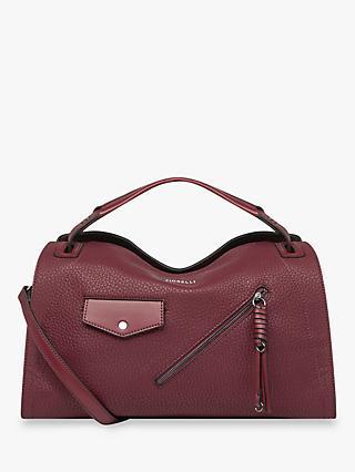 Fiorelli Carta Bowler Bag Berry