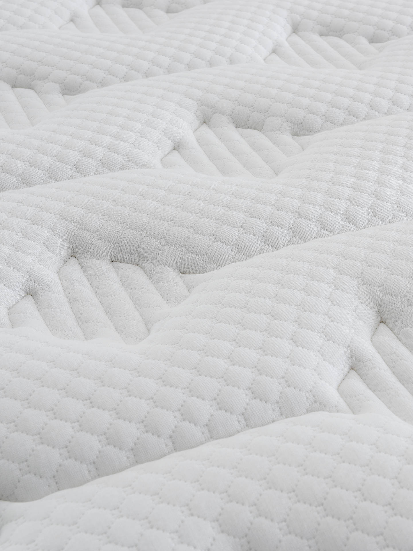 Buy Silentnight Sleep Genius 3000 Pocket Geltex Mattress, Medium Tension, King Size Online at johnlewis.com