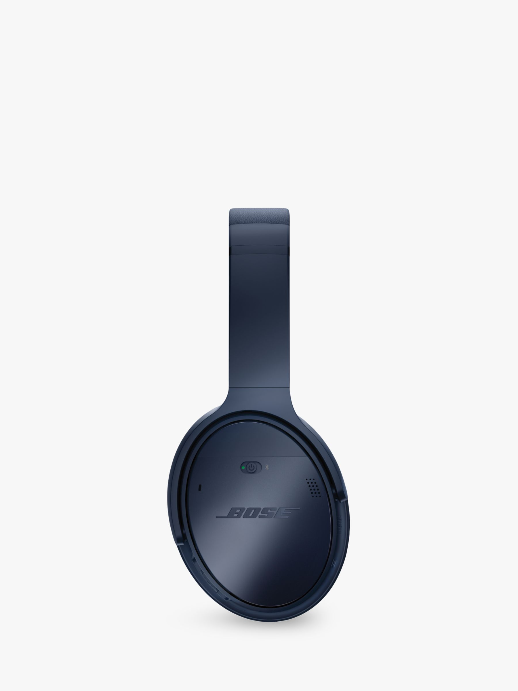 Bose® QuietComfort® Noise Cancelling® QC35 II Over-Ear Wireless Bluetooth  NFC Headphones With Mic/Remote & Built-in Google Assistant & Alexa, Triple