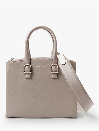 fc712edc8 Aspinal of London Madison Small Leather Tote Bag