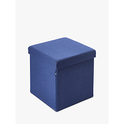 Kvell Kube Storage Seat, Blue