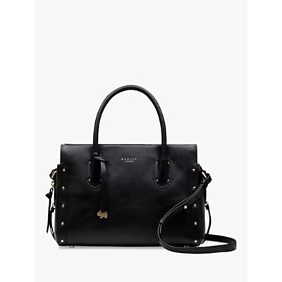 Radley Kelham Hall Leather Multiway Tote Bag, Black