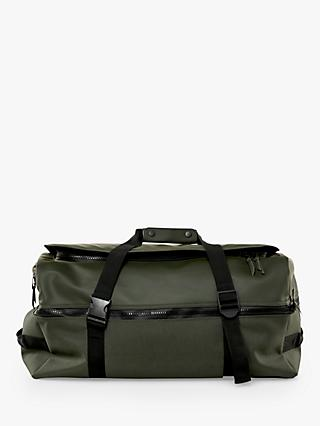 Rains Waterproof Travel Holdall Backpack af3879ca2f212