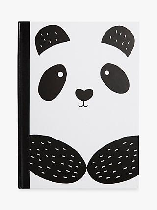 Fourth Wall Brands A4 Panda Hardback Luxe Notebook