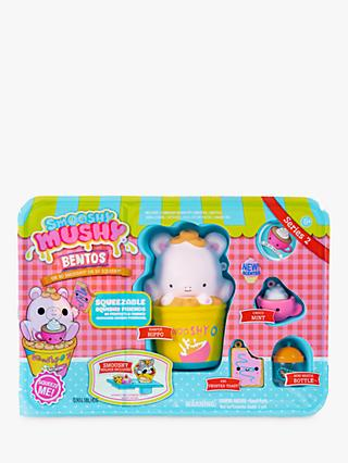 Smooshy Mushy Bentos Series 2 Harper Hippo Squishy Friend