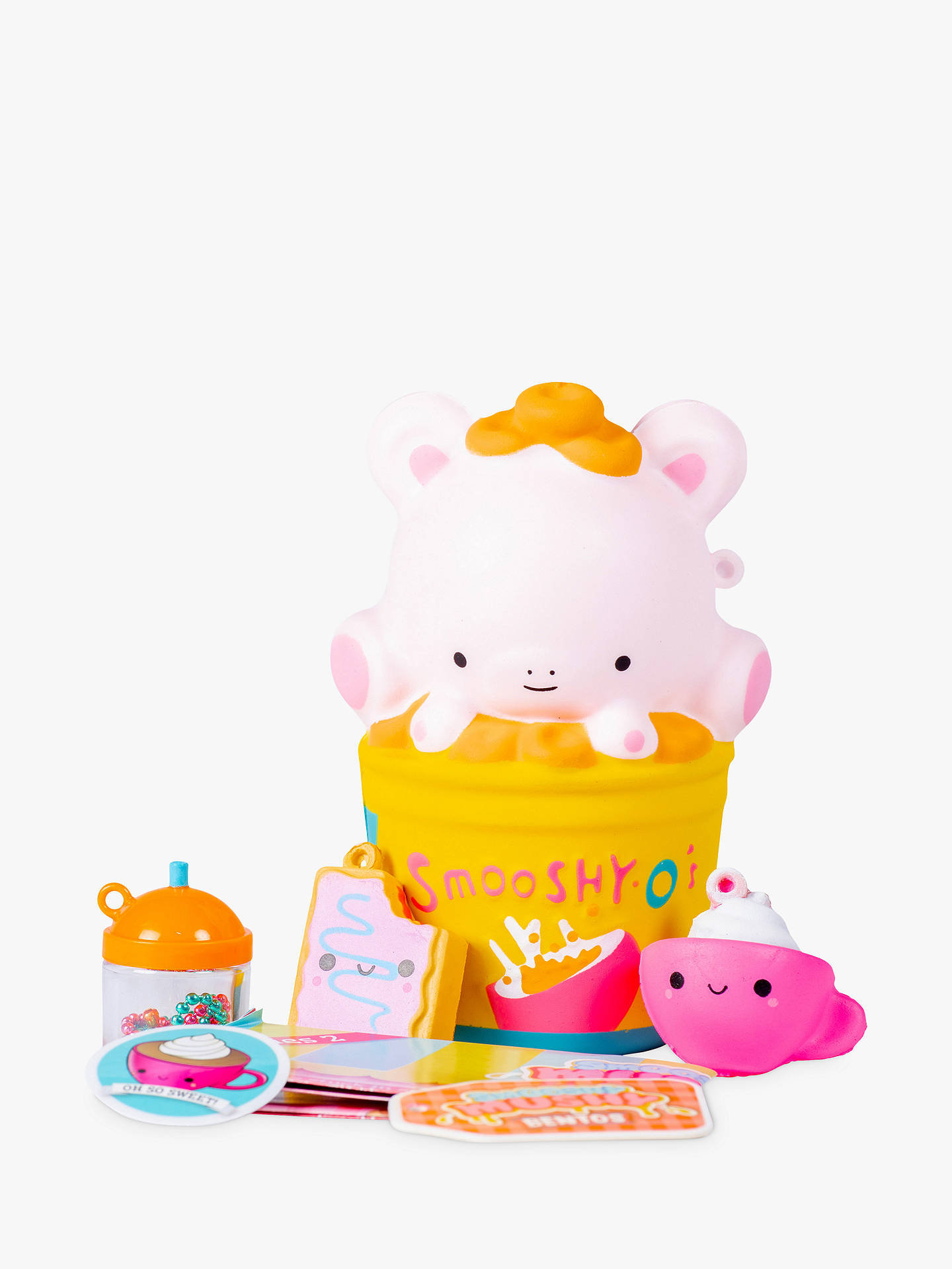 BuySmooshy Mushy Bentos Series 2 Harper Hippo Squishy Friend Online at johnlewis.com