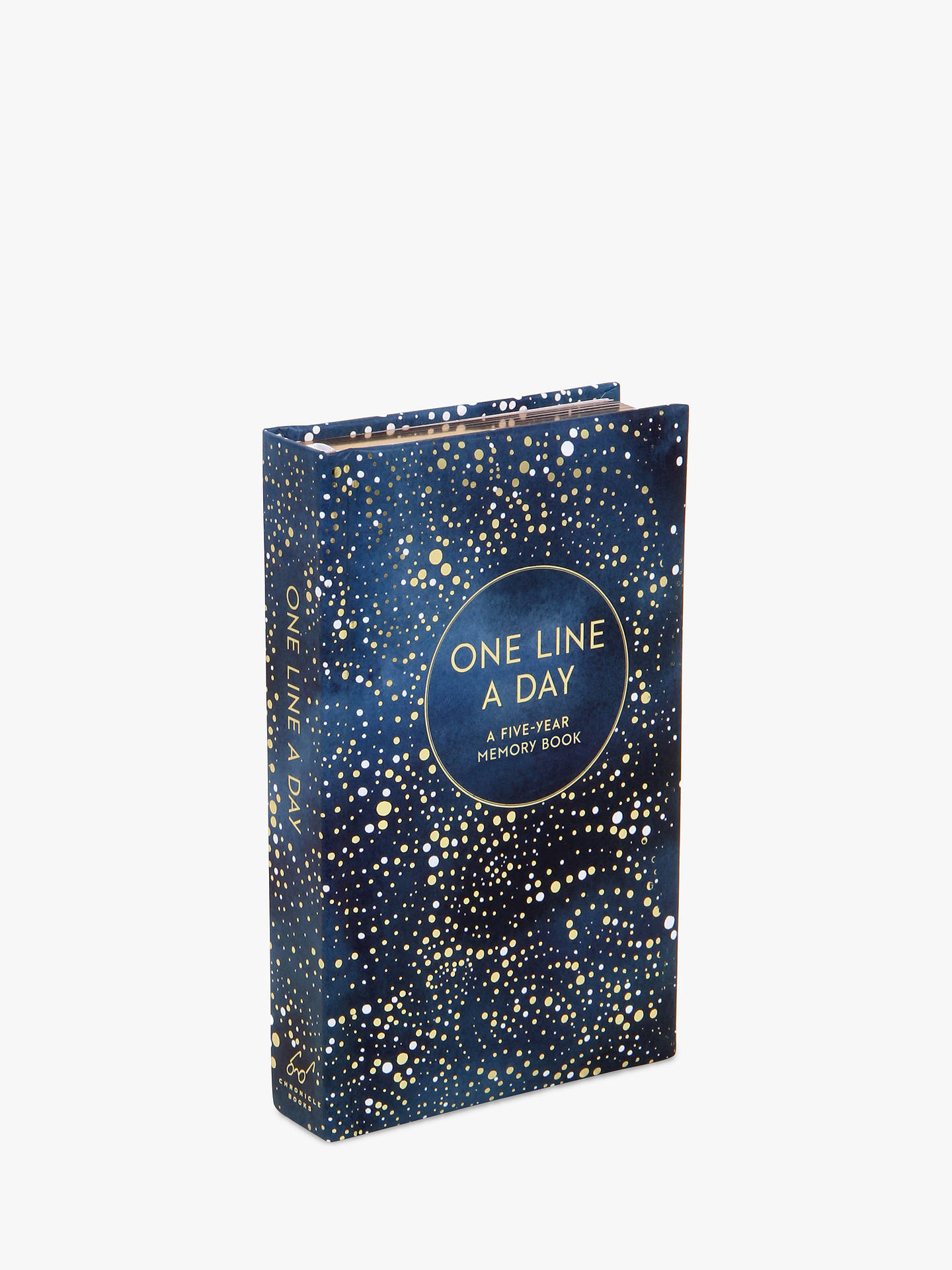 Buy Abrams & Chronicle Books Celestial One Line a Day Book Online at johnlewis.com