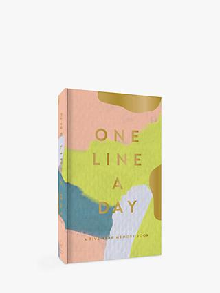 Abrams & Chronicle Moglea Books One Line a Day Diary
