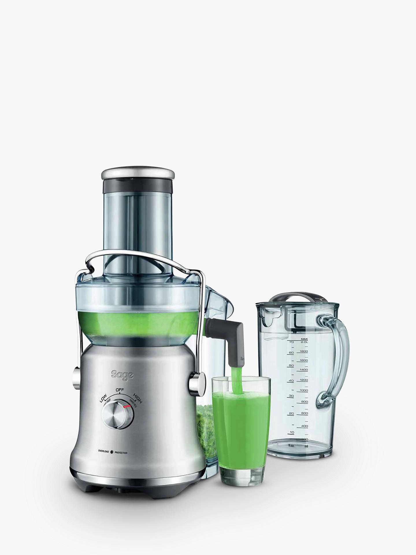 Sage the Nutri Juicer® Cold XL