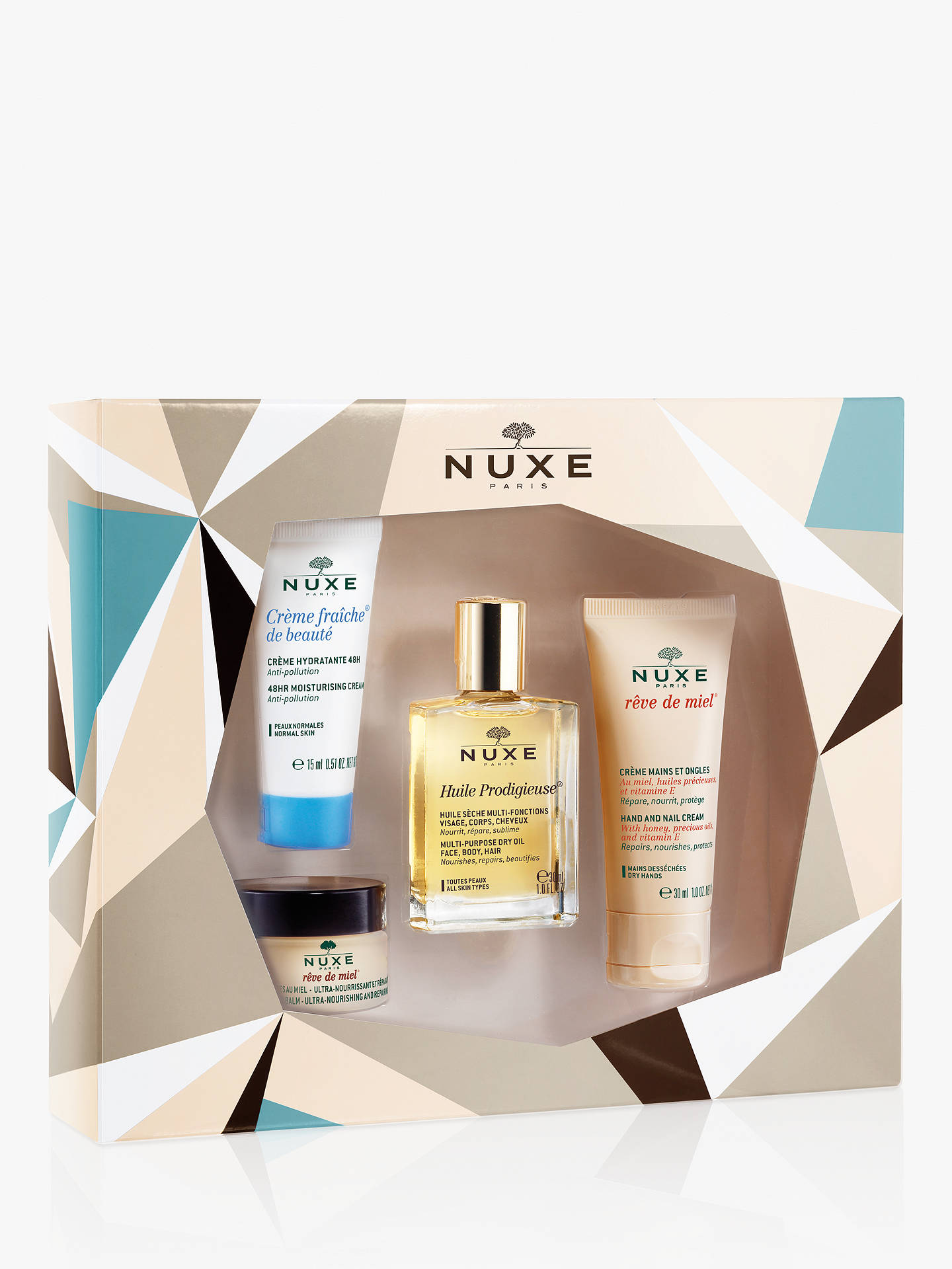 BuyNUXE Must Have Bodycare Gift Set Online at johnlewis.com