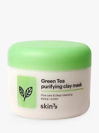 Skin79 Green Tea Purifying Clay Face Mask, 95ml