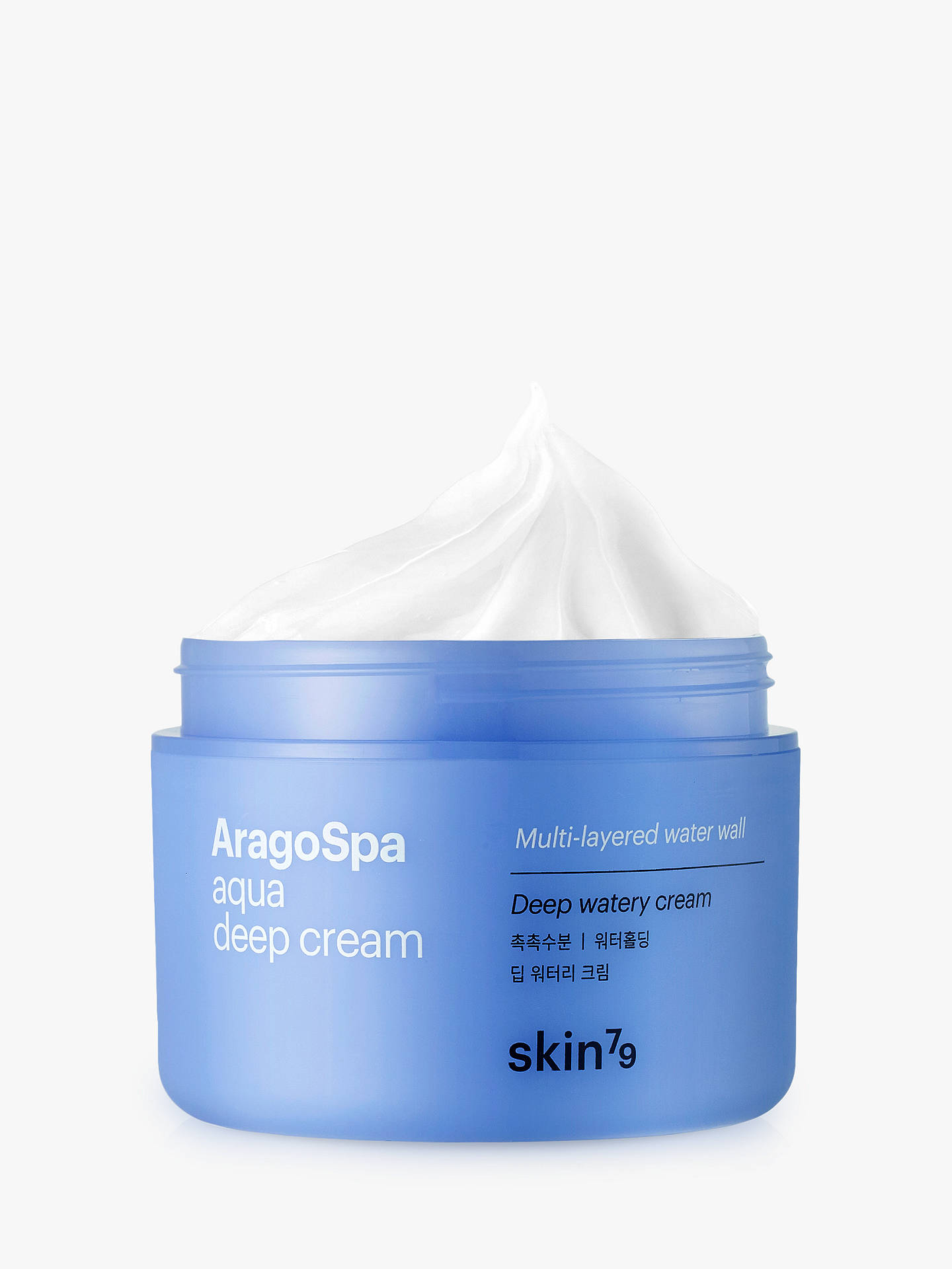 Buy Skin79 AragoSpa Aqua Deep Cream Moisturiser, 100ml Online at johnlewis.com