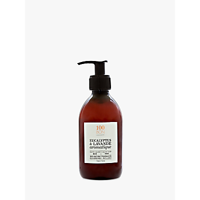 Image of 100BON Eucalyptus & Lavande Aromatique Liquid Hand Soap, 300ml