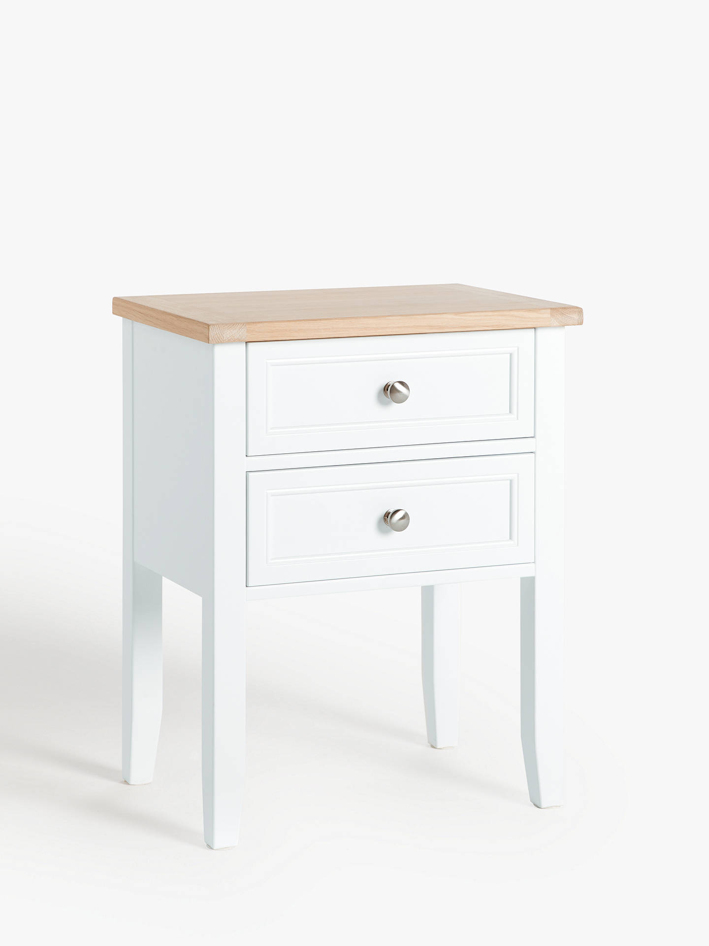 John Lewis Amp Partners St Ives Bedside Table Fsc Certified